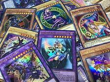 YUGIOH! ??PREMIUM?? DARK MAGICIAN + DARK MAGICIAN GIRL COLLECTION LOT! ALL HOLO!