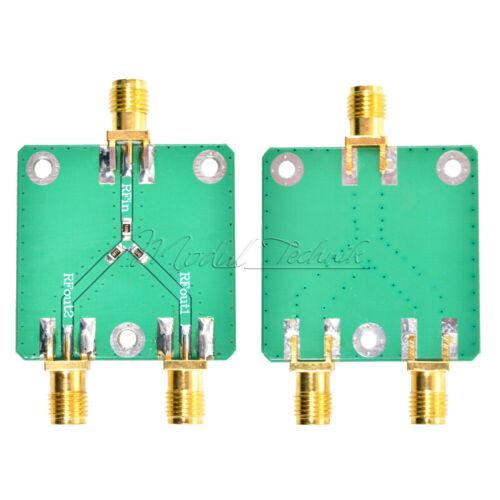 Radio frequency Microwave Resistance Splitters Power Distributor Module DC5G 6dB