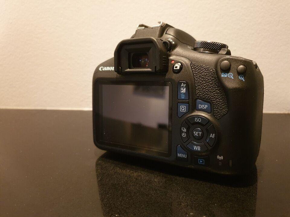 Canon, Canon eos 2000D/T7, spejlrefleks