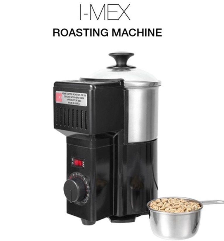 IMEX CR-100 grains de café torréfaction et Refroidissement Home torréfacteur coréen Made