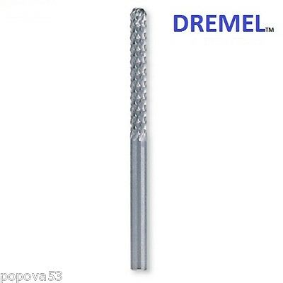 "10 NEW DREMEL 562 CARBIDE 1/8"" ROTOZIP TILE CUTTING BURR BIT CERAMIC PLASTER"