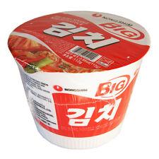 KOREAN NONG SHIM KIMCHI FLAVOUR NOODLE BIG BOWL -16 BOWLS