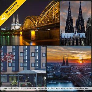 3-Tage-Bruehl-Koeln-2P-4-H-Hotel-Kurzurlaub-Wellness-Staedtereisen-Hotelgutschein
