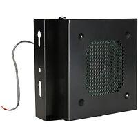 Quam System 7dt 4 Drive-thru Menu Board Speaker Black