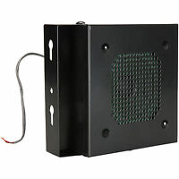 Quam System 7dt 4 Drive-thru Menu Board Speaker Black