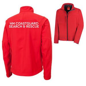 Hm Costiera Premium Personalizzato Guardia Softshell Giacca pqwdA1