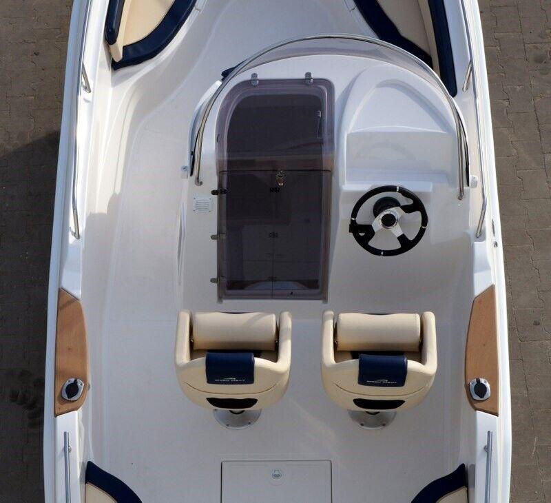 Avilla 520 Open, Motorbåd, årg. 2020