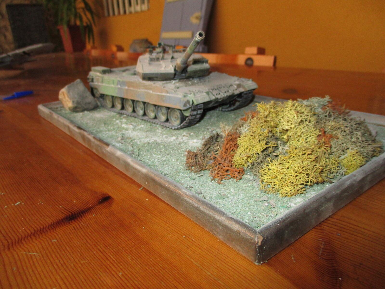 modellololo di Combat Geruomo Leopard modellololo combattente Tank Tedesco Leopard