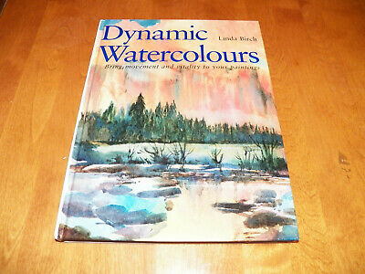 Dynamic Watercolours Watercolor Artist Art Instruction Techniques Guide Ln Book Ebay