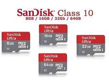Brian Zone - Sandisk microSD Ultra Class 10 80MB/S 128GB