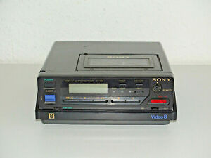 Sony-EV-C8E-Video-8-Recorder-ungetestet-DEFEKT