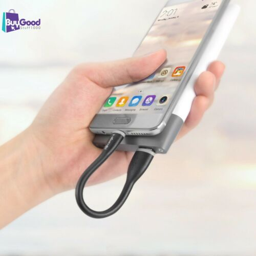 Type C iOrangeE 05ft 15cm USB C Cable Type C to Type A Short Cable Portable NEW