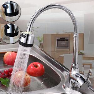 Armatur Mischbatterie Wasserhahn Küche Spültisch Einhebelmischer