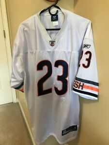 brand new 6b4a9 3aad5 Details about AUTHENTIC ON FIELD DEVIN HESTER CHICAGO BEARS JERSEY SIZE 54  SEWN ON #23 REEBOK