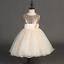 Wedding-Glitter-Sequin-Tulle-Flower-girl-Dress-Toddler-Bridesmaid-Easter-K101 thumbnail 17