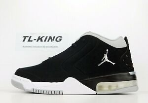 Nike-Air-Jordan-Big-Fund-Black-Metallic-Silver-White-BV6273-001-Msrp-125-FE