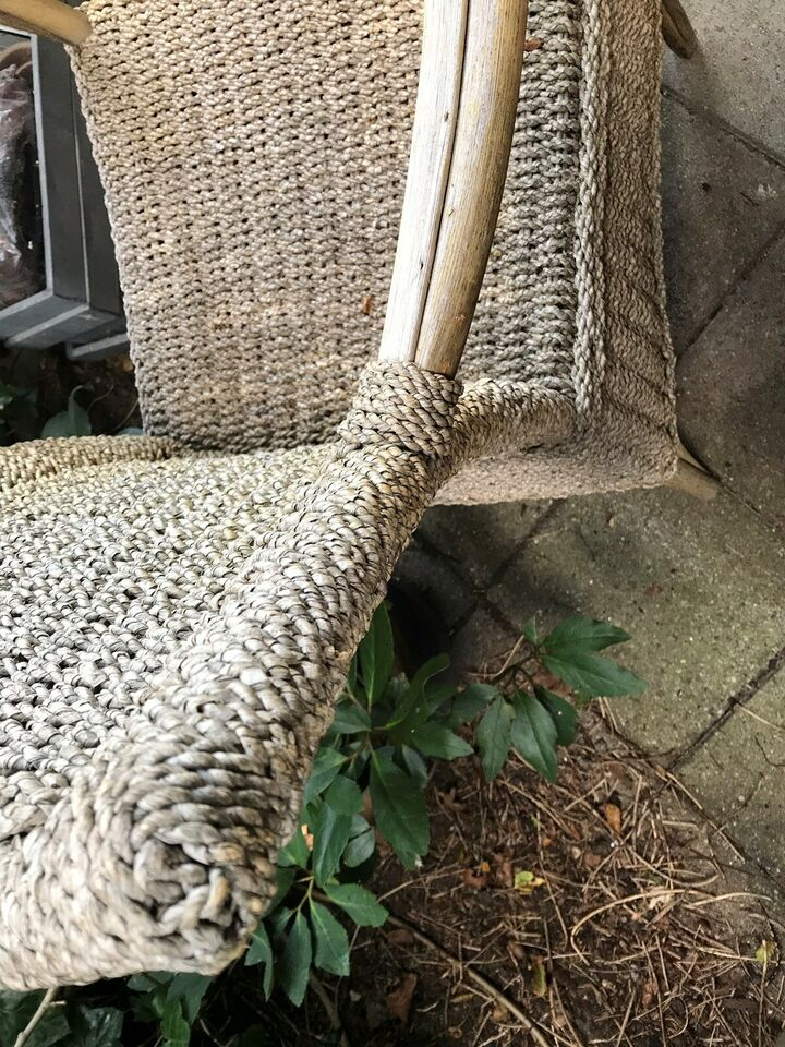 Havestole, Ukendt, Flet/ bambus