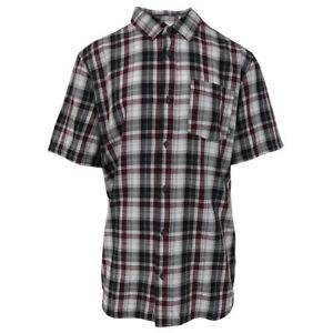 Vans-Off-The-Wall-Men-039-s-Port-Royale-Cleaned-K-S-S-Woven-Shirt-Retail-44