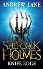 Young Sherlock Holmes 6: Knife Edge by Andrew Lane (Hardback, 2013)