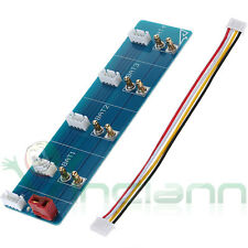 Adattatore basetta caricabatterie batteria per Drone Yuneec Q500 carica splitter