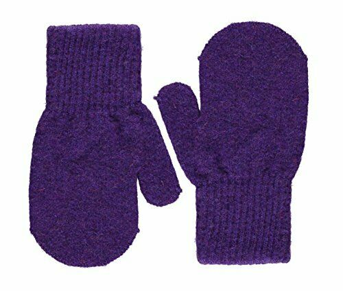 12 Colors Wool Mittens Baby Toddler 1-2Yrs