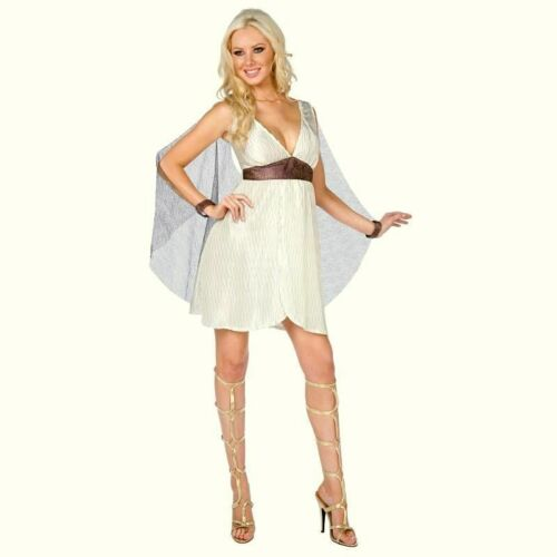 NEW Greek Goddess Adult Costume by Living Fiction Studios S or XS