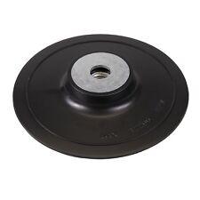 100mm Fibre Backing Angle Grinder Pad For Fibre & Semi Flexible Grinding Discs