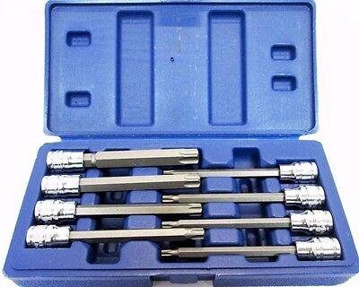 Dr Deep CR-V Metric Sockets on Rail  11pc 3//8 Inch  8mm 19 mm Garages etc SS097