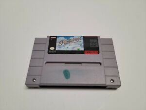 Pilotwings Pilot Wings SNES Super Nintendo Game - Tested Working & Authentic