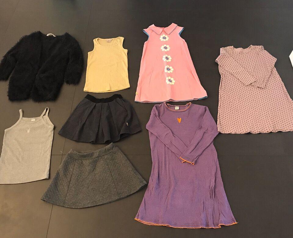 Blandet tøj, Kjole, nederdel