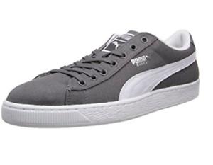 PUMA-Men-039-s-Basket-Classic-Canvas-Sneaker-355759-16
