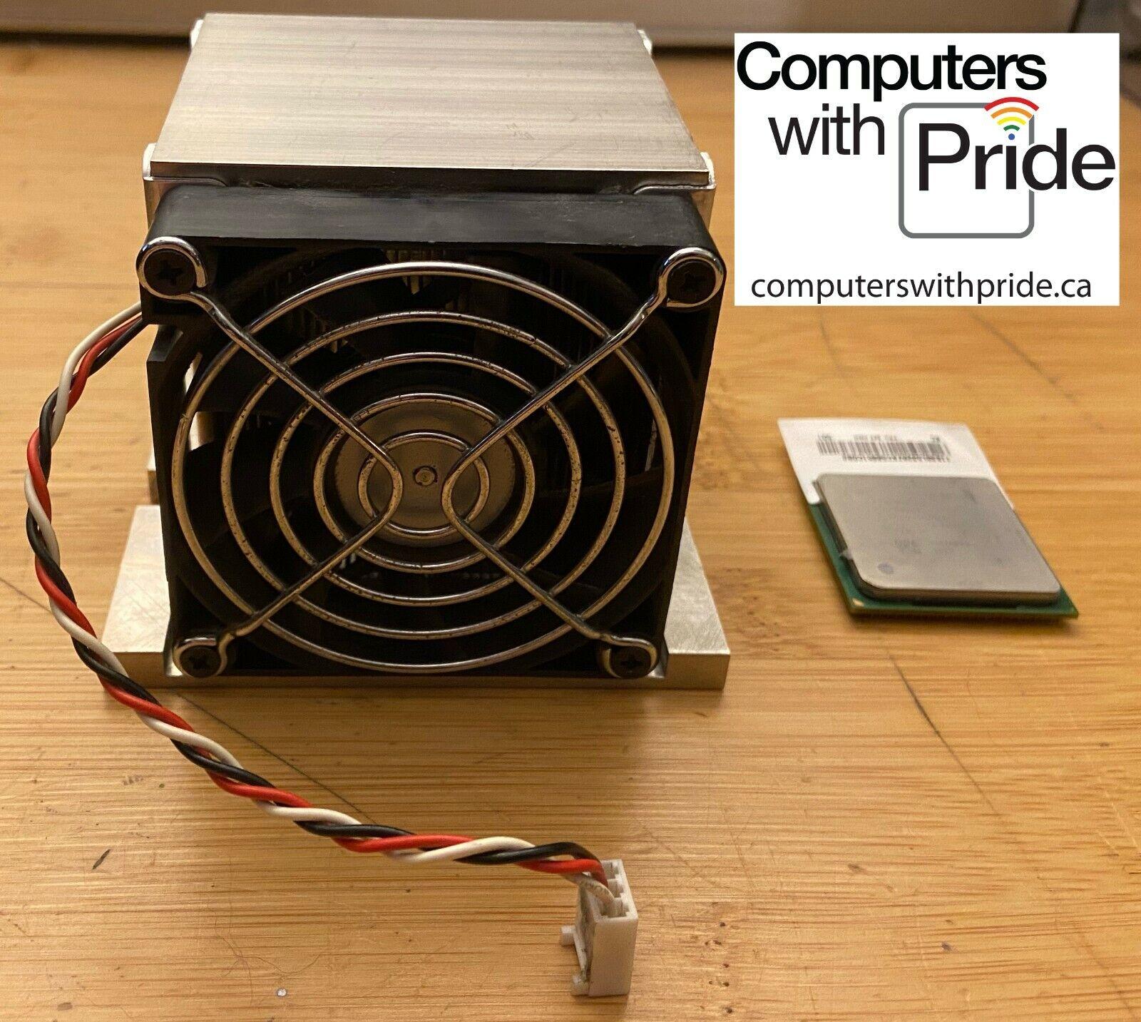 Intel Pentium 4 2.80GHz/1M/533 Socket PPGA478 & PLGA775 (SL7E2) with Heatsink