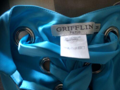 Robe Grifflin M Taille Ciel Neuve Paris Marque Bleu TIqwZTYr