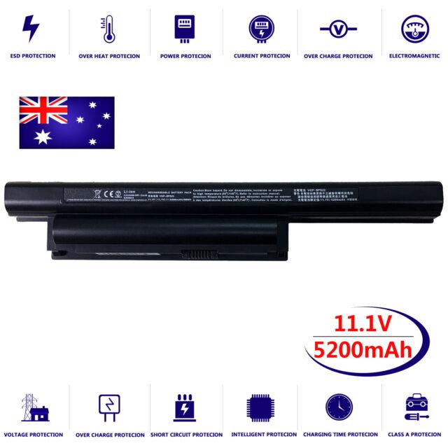 Battery For Sony Vaio E Series VGP-BPS22 VGP-BPS22A VPCEA16E VPCEA18EC VPCEB26FG