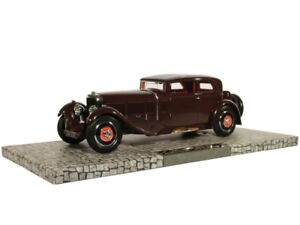 Bentley Speed Six Corsica Coupe 1930 Blackhawk Museum Minichamps 107139420 1/18