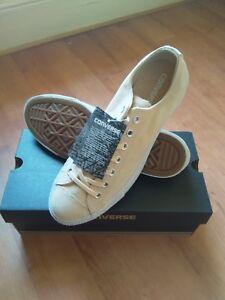 979710b41c4 Converse Chuck Taylor All Star Nubuck Leather 9.5 UK 43 EU BNIB £65 ...