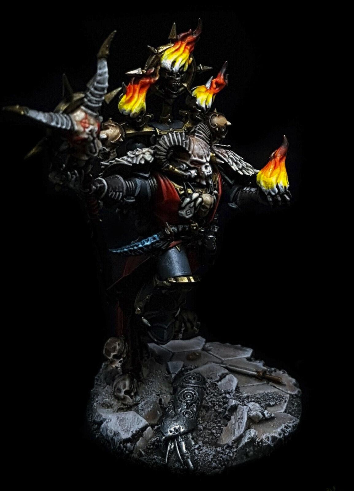 Shadowspear maestro de posesiones magníficamente Comisión pintado warhammer 40K