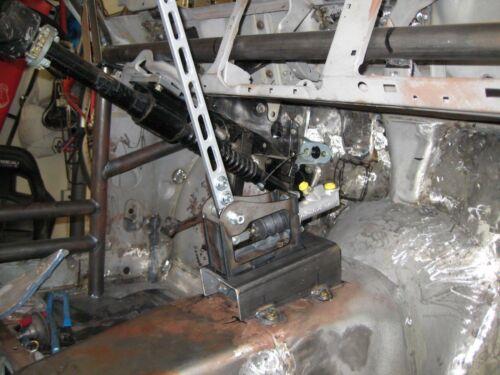 """Made in USA Pass-Thru Hydraulic Drift Brake w// Wilwood 5//8/"""" Master Cylinder"""