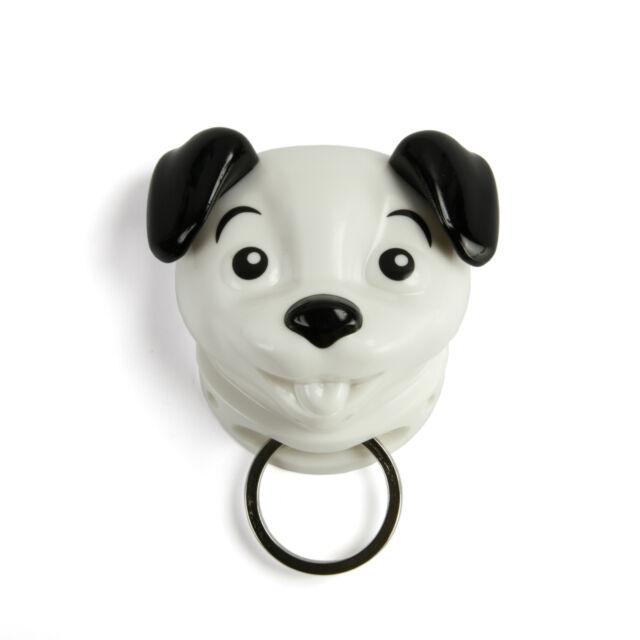 Gama-Go Magnetic Puppy Dog Keyring / Key Holder