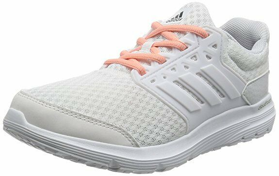 Nuevas adidas para mujer Cloudfoam Galaxy 3W Cloudfoam mujer Ortholite Blanco Zapatos Zapatillas  Zapatillas  4 7dfd8d