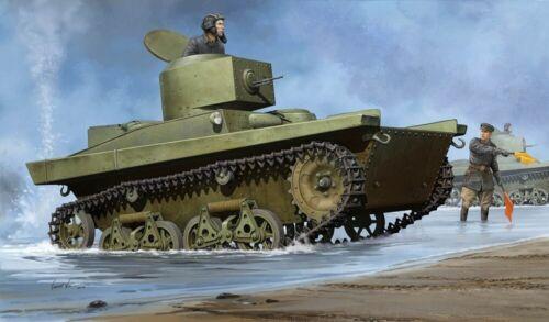 - * Hobbyboss 1:35 HBB83819 T-37 A Light Tank Podolsk