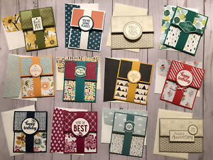 12 All Occasion Greeting Card Gift Card Holders Envelopes Birthday