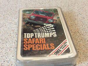 Appris Vintage Rare 70 S Safari Specials Haut Emporte Sur-afficher Le Titre D'origine Saveur Aromatique