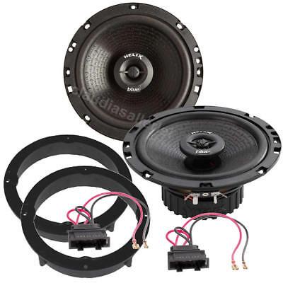 Audio System MXC 165 Plus Lautsprecher 16,5cm Skoda Roomster ab 2006