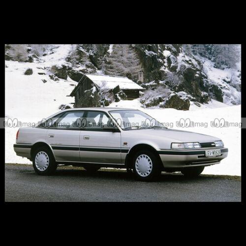 #pha.022359 Photo MAZDA 626 HATCHBACK 4WD 1987-1992 Car Auto
