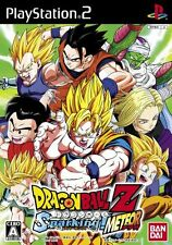 PS2 Dragon Ball Z Sparking! Meteor Play Station 2 Japan Import Used Game Bandai