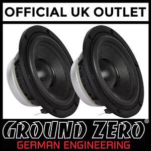 Ground-Zero-GZNM-80SQ-3-12-034-Inch-80mm-100-Watts-4-Ohm-Midrange-Car-Speakers