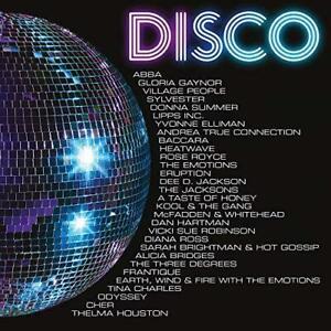 Disco-Various-Artists-NEW-2-VINYL-LP