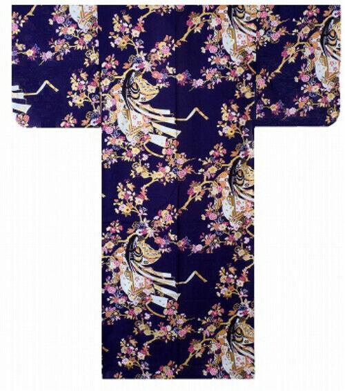 Authentic Japanese Ladies' Yukata / Kimono: Sakura Princess #983
