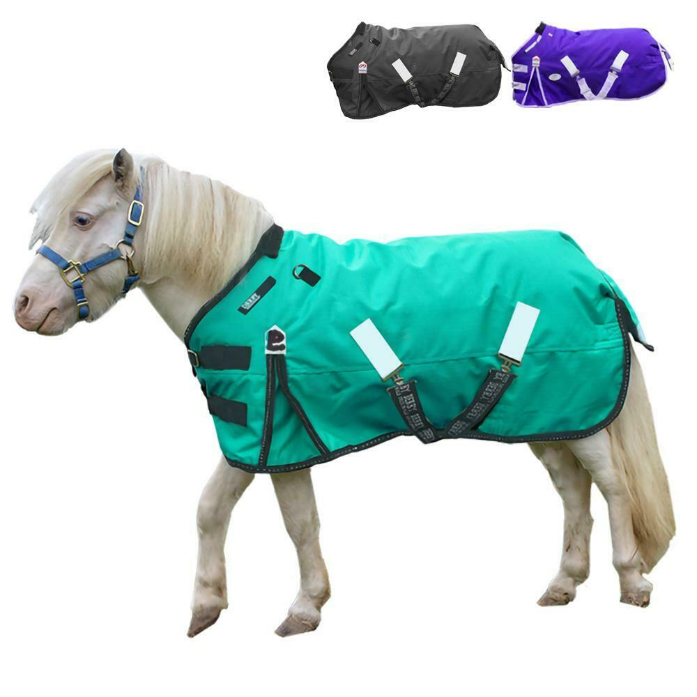 Derby 1200D Ripstop Waterproof Mini/Pony Turnout Blanket w/2 YR Warranty